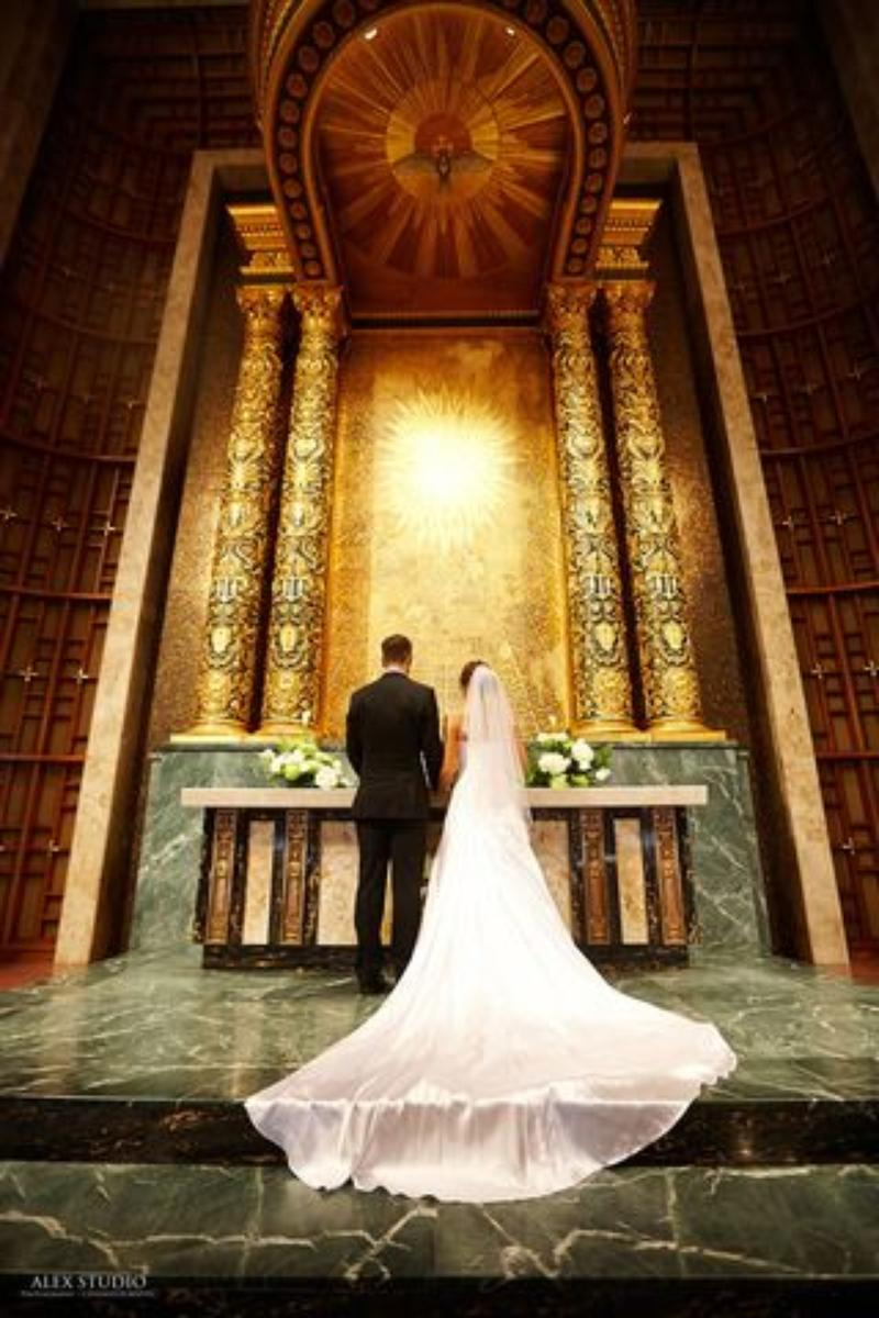 Bastyr University Wedding Chapel wedding venue picture 7 of 11 - Photo by: Alex Studio Photography