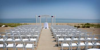 Illinois Beach Resort weddings in Zion IL
