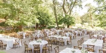 Marin Art and Garden Center weddings in Ross CA