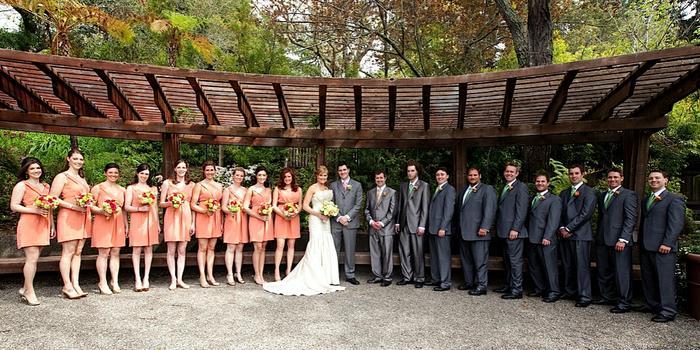 Marin Art And Garden Center Weddings