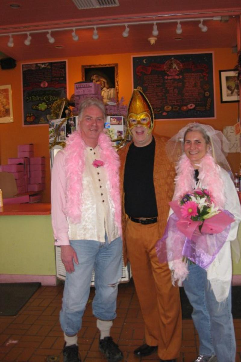 Voodoo Doughnut Too wedding venue picture 6 of 9 - Provided by: Voodoo Doughnut