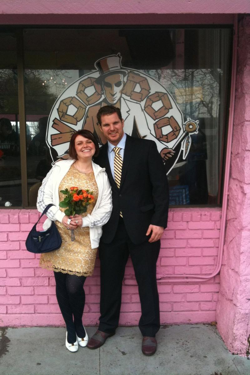 Voodoo Doughnut Too wedding venue picture 8 of 9 - Provided by: Voodoo Doughnut