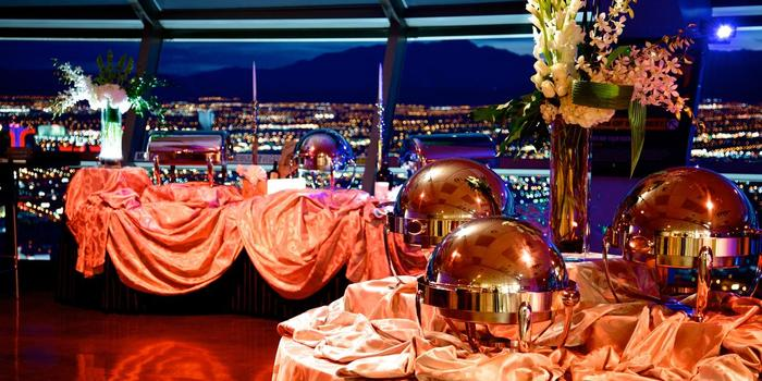 The Chapel in the Clouds at the Stratosphere Hotel wedding venue picture 2 of 8 - Provided by: The Chapel in the Clouds at the Stratosphere Hotel
