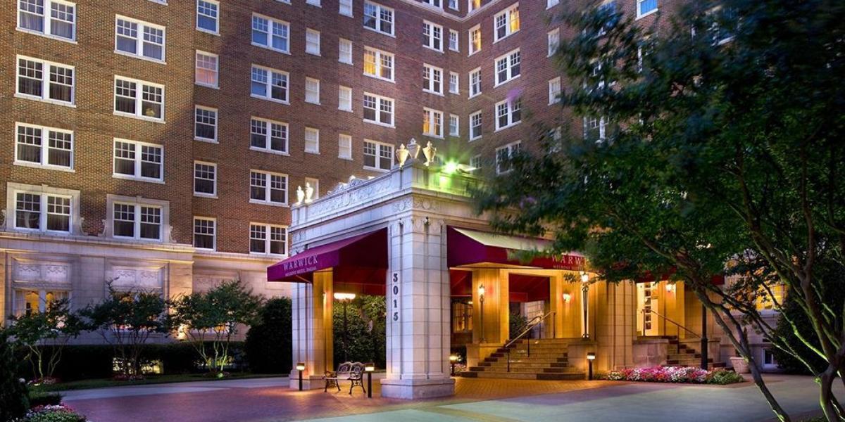 warwick melrose hotel weddings get prices for wedding. Black Bedroom Furniture Sets. Home Design Ideas