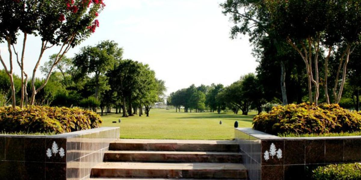 Pine Forest Country Club, Houston, Texas - Golf course ...