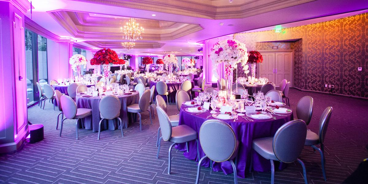 Center Club Orange County Weddings Get Prices For