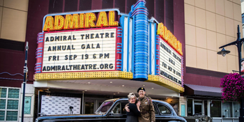 Admiral's Theatre weddings in Bremerton WA