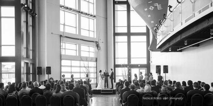 Bell Harbor International Conference Center wedding venue picture 3 of 16 - Photo by: Natalie Fobes Photography