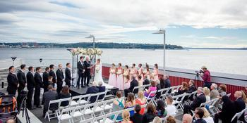Bell Harbor International Conference Center weddings in Seattle WA