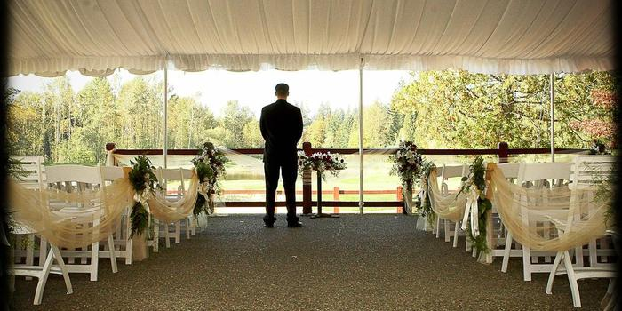 Bear Creek Country Club wedding venue picture 6 of 16 - Photo by: Alex Studio Photography
