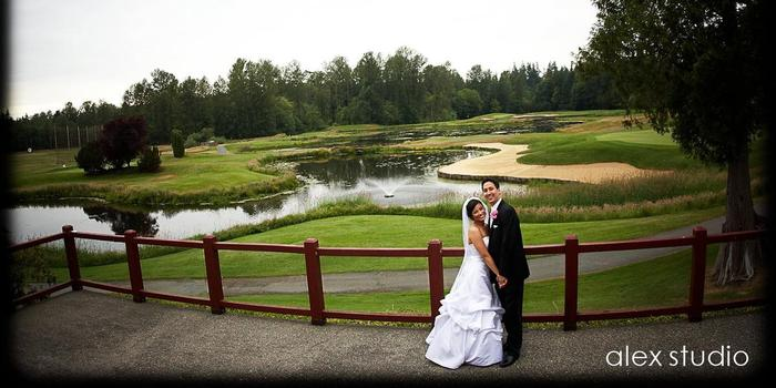 Bear Creek Country Club wedding venue picture 8 of 16 - Photo by: Alex Studio Photography