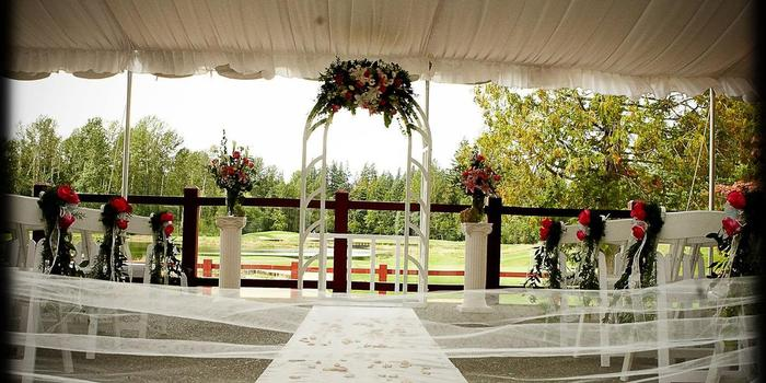 Bear Creek Country Club wedding venue picture 9 of 16 - Photo by: Alex Studio Photography