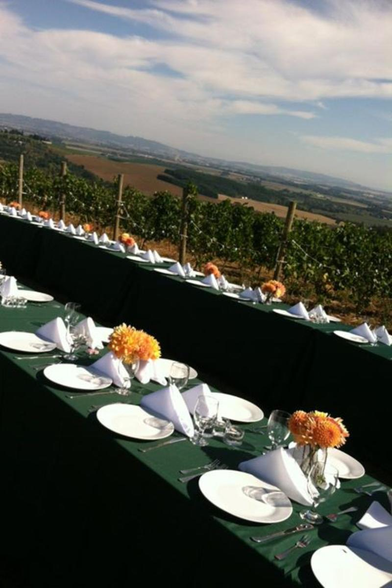 J Wrigley Vineyards wedding venue picture 7 of 12 - Provided by: J Wrigley Vineyards