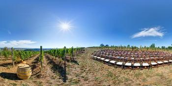J Wrigley Vineyards weddings in Sheridan OR