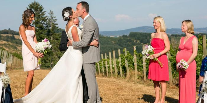 J Wrigley Vineyards wedding venue picture 2 of 12 - Photo by: Jessica Hill Photography