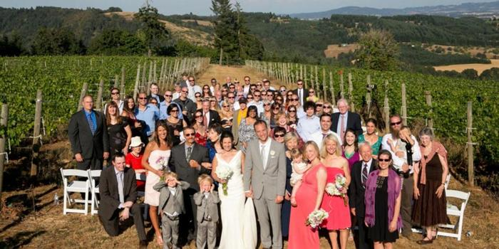 J Wrigley Vineyards wedding venue picture 3 of 12 - Photo by: Jessica Hill Photography