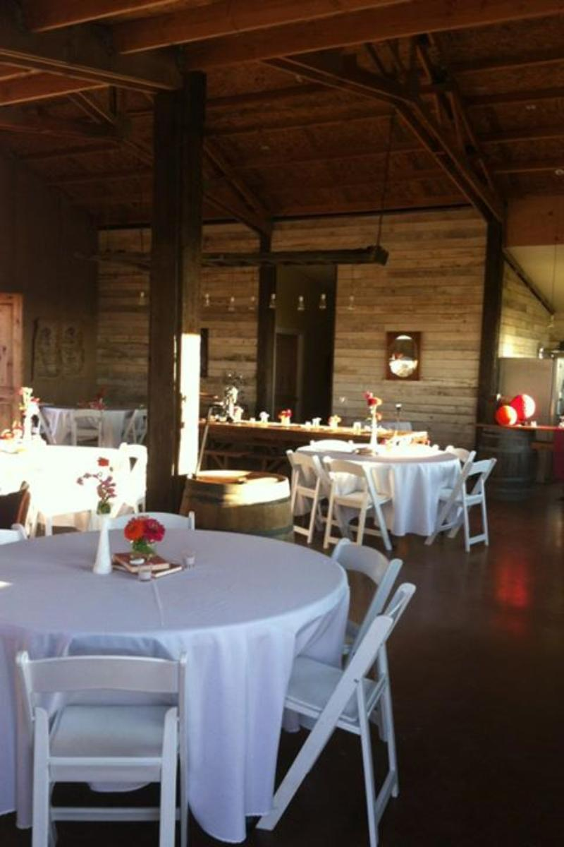 J Wrigley Vineyards wedding venue picture 8 of 12 - Provided by: J Wrigley Vineyards