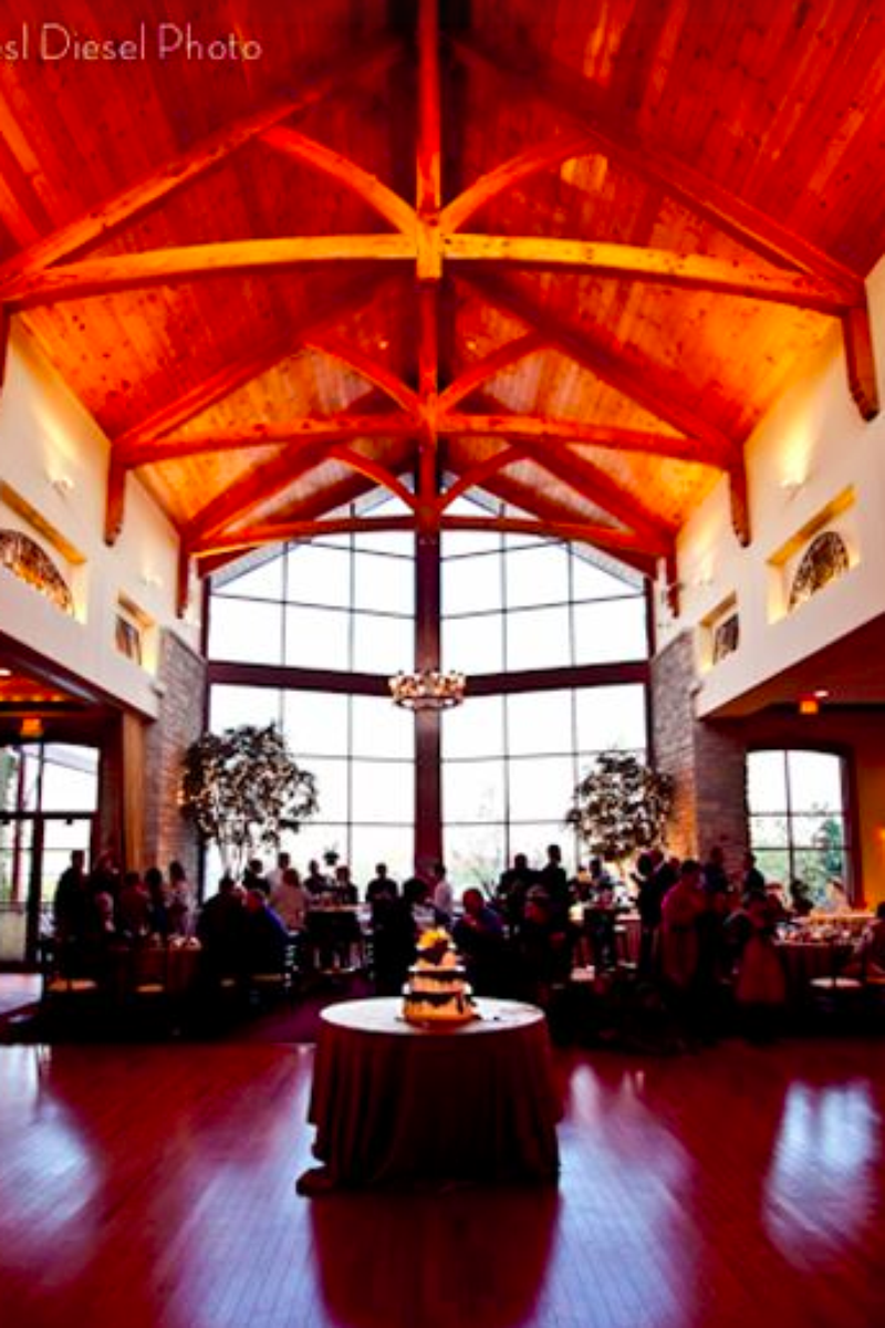 The Great Hall at The Onion wedding venue picture 10 of 14 - Photo by: Liesl Diesel Photography