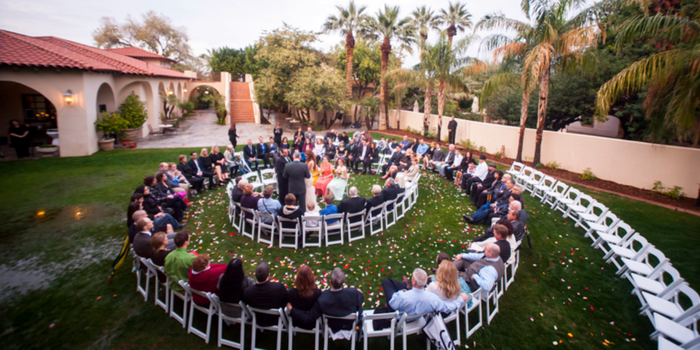 The secret garden event center weddings for Affordable wedding venues in az