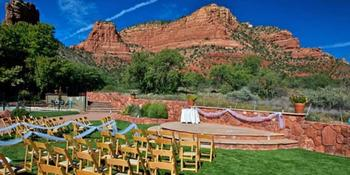 Red Agave Resort Weddings in Sedona AZ
