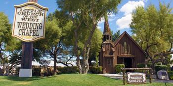 Little Church of the West Wedding Chapel weddings in Las Vegas NV