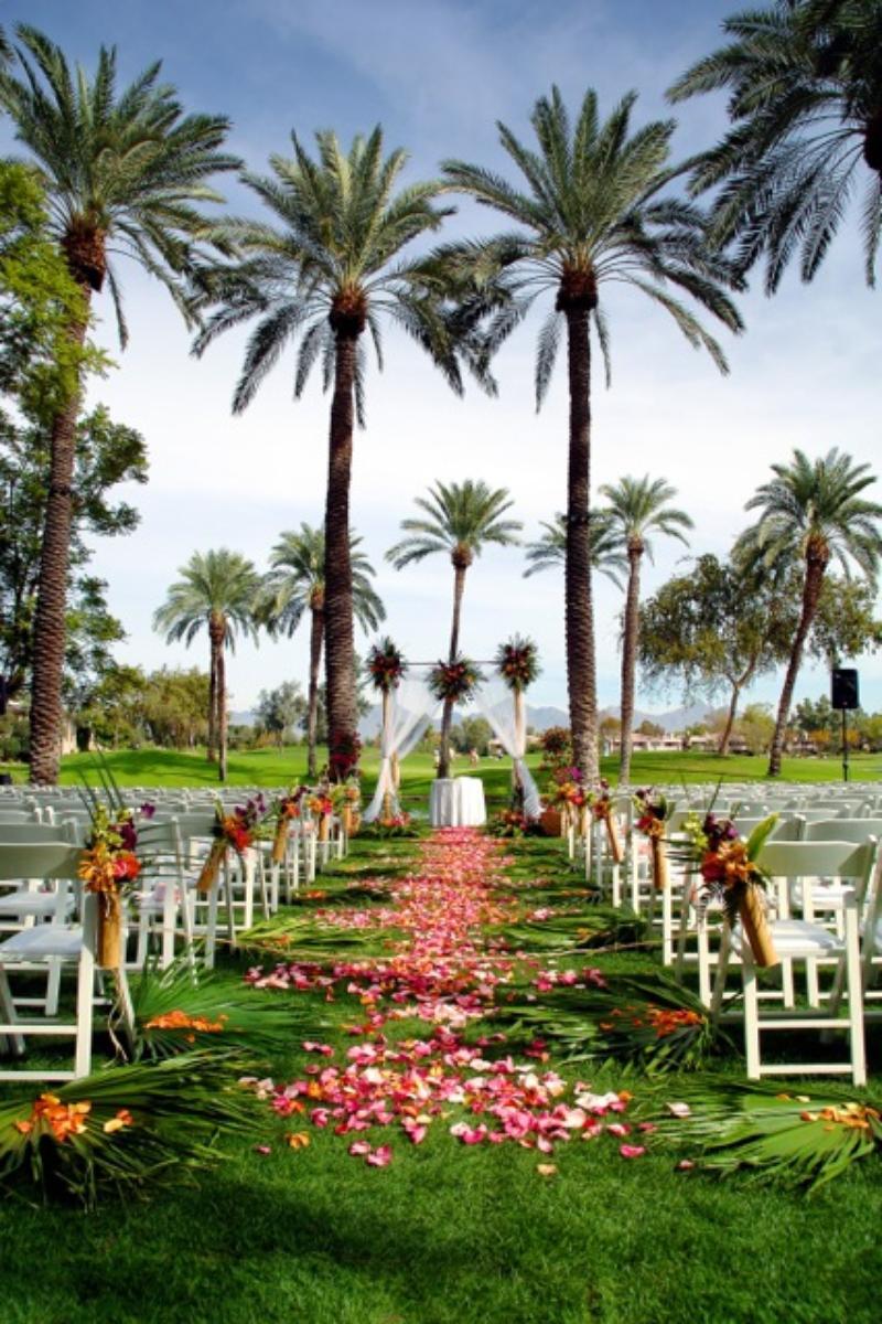 Hyatt Regency Scottsdale Resort & Spa at Gainey Ranch Weddings
