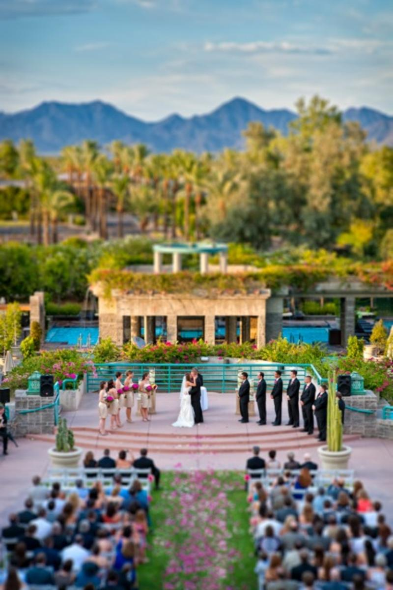 Hyatt Regency Scottsdale Resort & Spa at Gainey Ranch Weddings