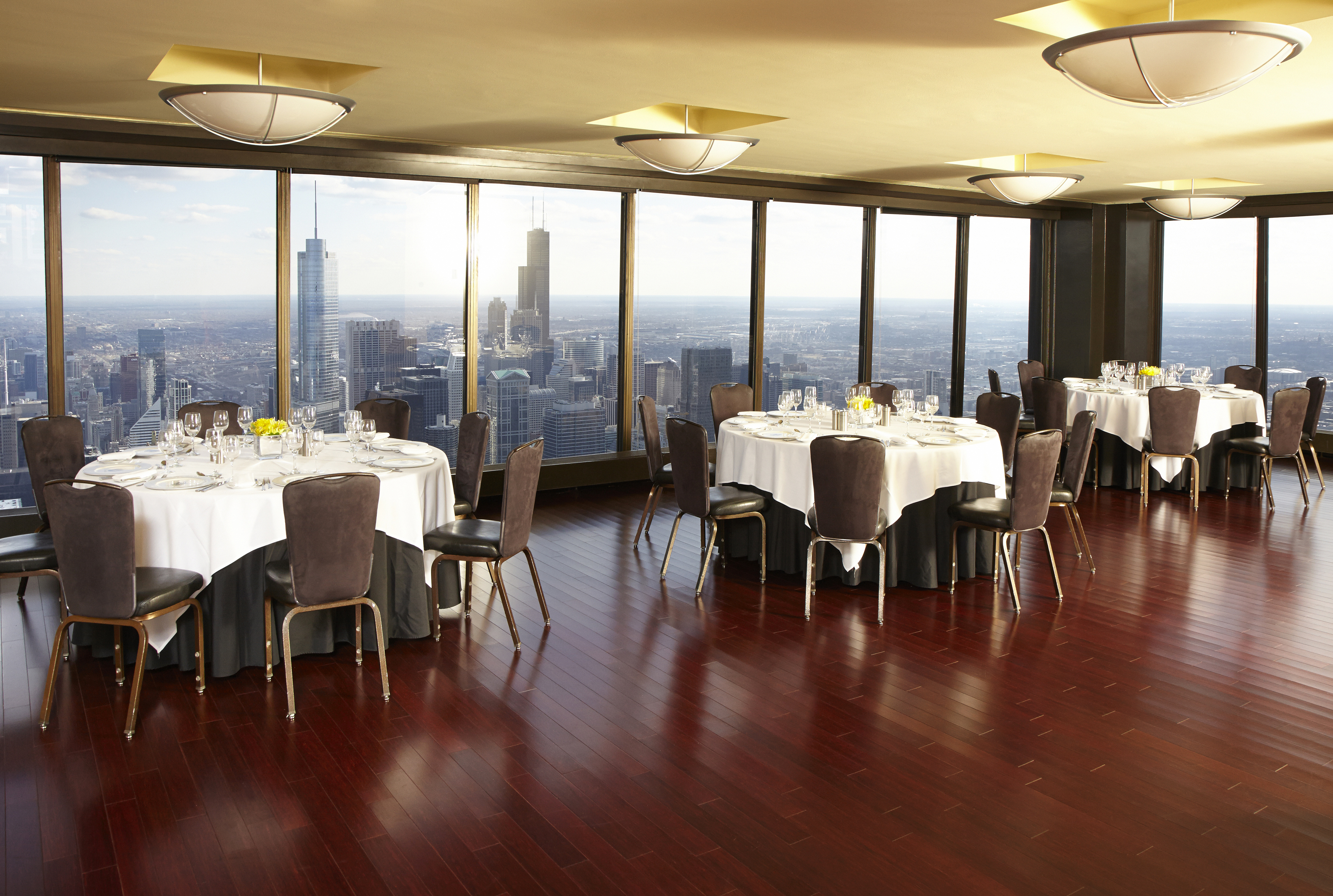 The Signature Room at the 95th | Venue