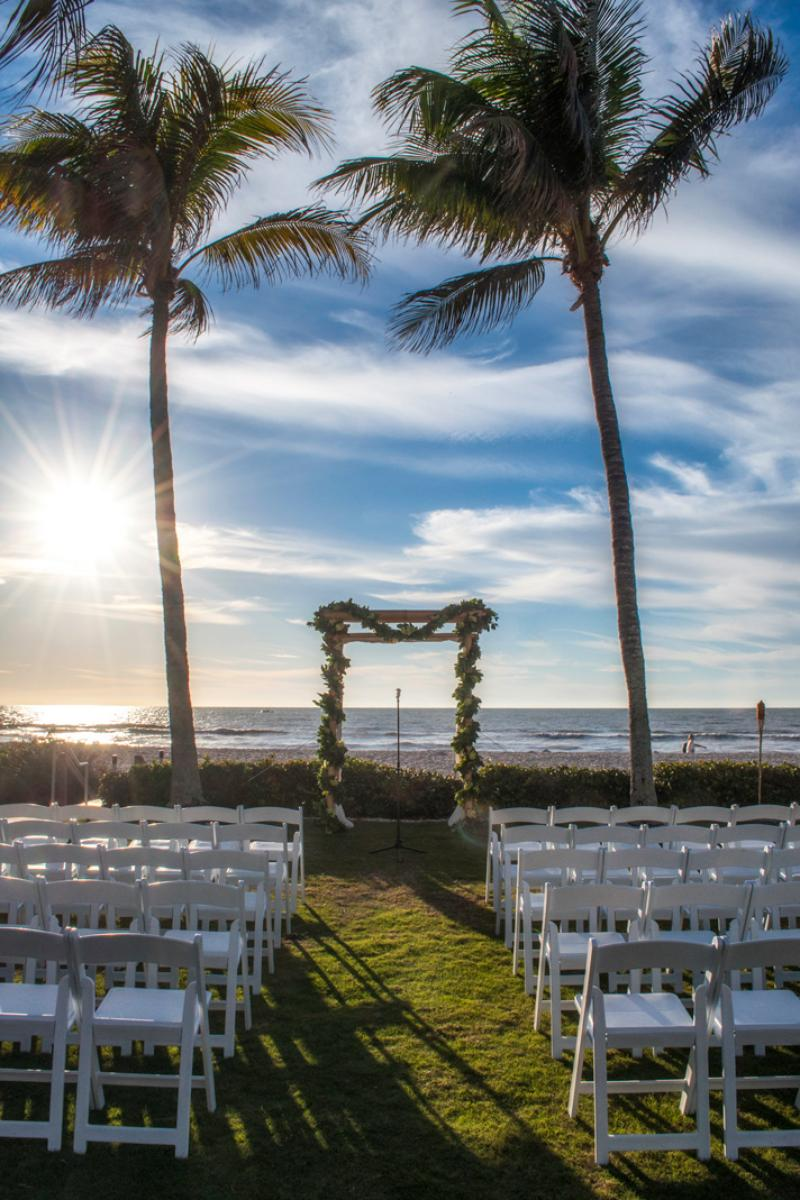 Naples Beach Hotel And Golf Club Wedding