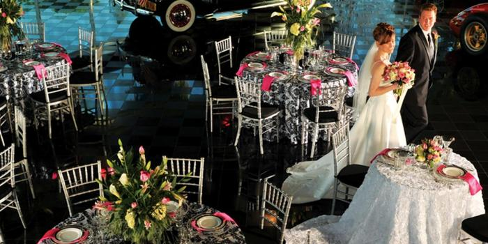 Club Auto Sport wedding venue picture 2 of 16 - Provided by: Club Auto Sport