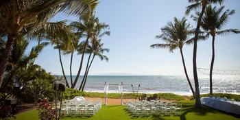 Sugar Beach Events of Hawaii weddings in Kihei HI