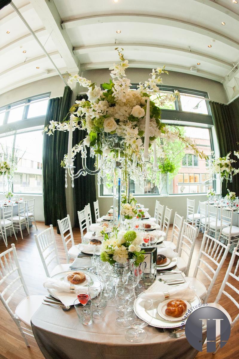 Bluehour Restaurant Weddings