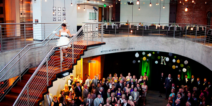 The Armory wedding venue picture 4 of 8 - Photo by: Nate Broshot Photography