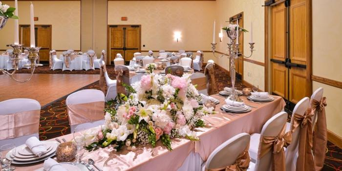 DoubleTree by Hilton Grand Junction wedding venue picture 1 of 8 - Provided by: Double Tree Hilton Grand Junction