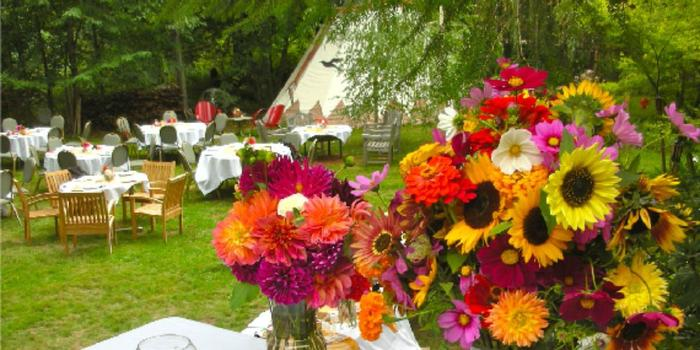 Tipi Village Retreat wedding venue picture 1 of 12 - Provided by: Tipi Village Retreat