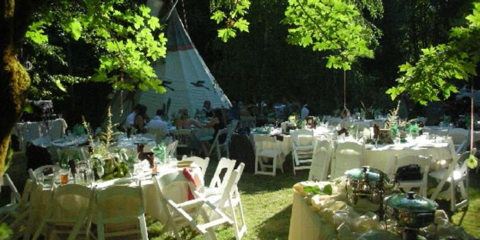 Tipi Village Retreat wedding venue picture 11 of 12 - Provided by: Tipi Village Retreat