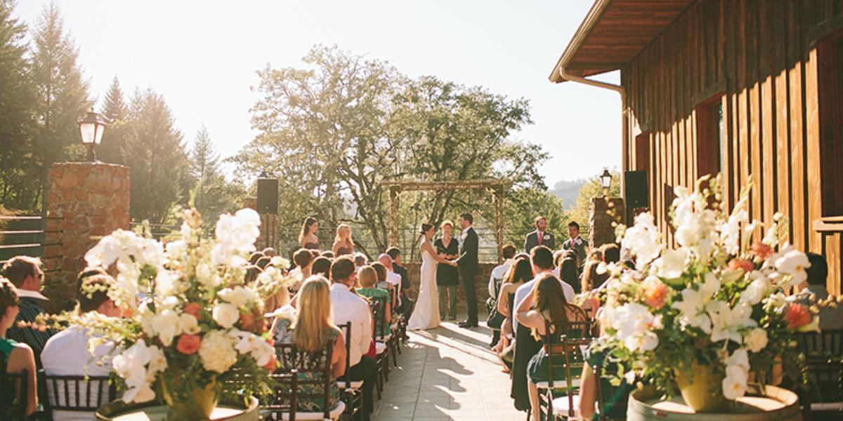 Maysara Winery Weddings | Get Prices for Wedding Venues in OR