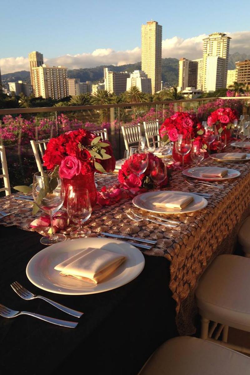 Trump International Hotel Waikiki Beach Walk Weddings