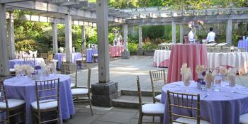 Wisteria Hall in the Washington Park Arboretum weddings in Seattle WA