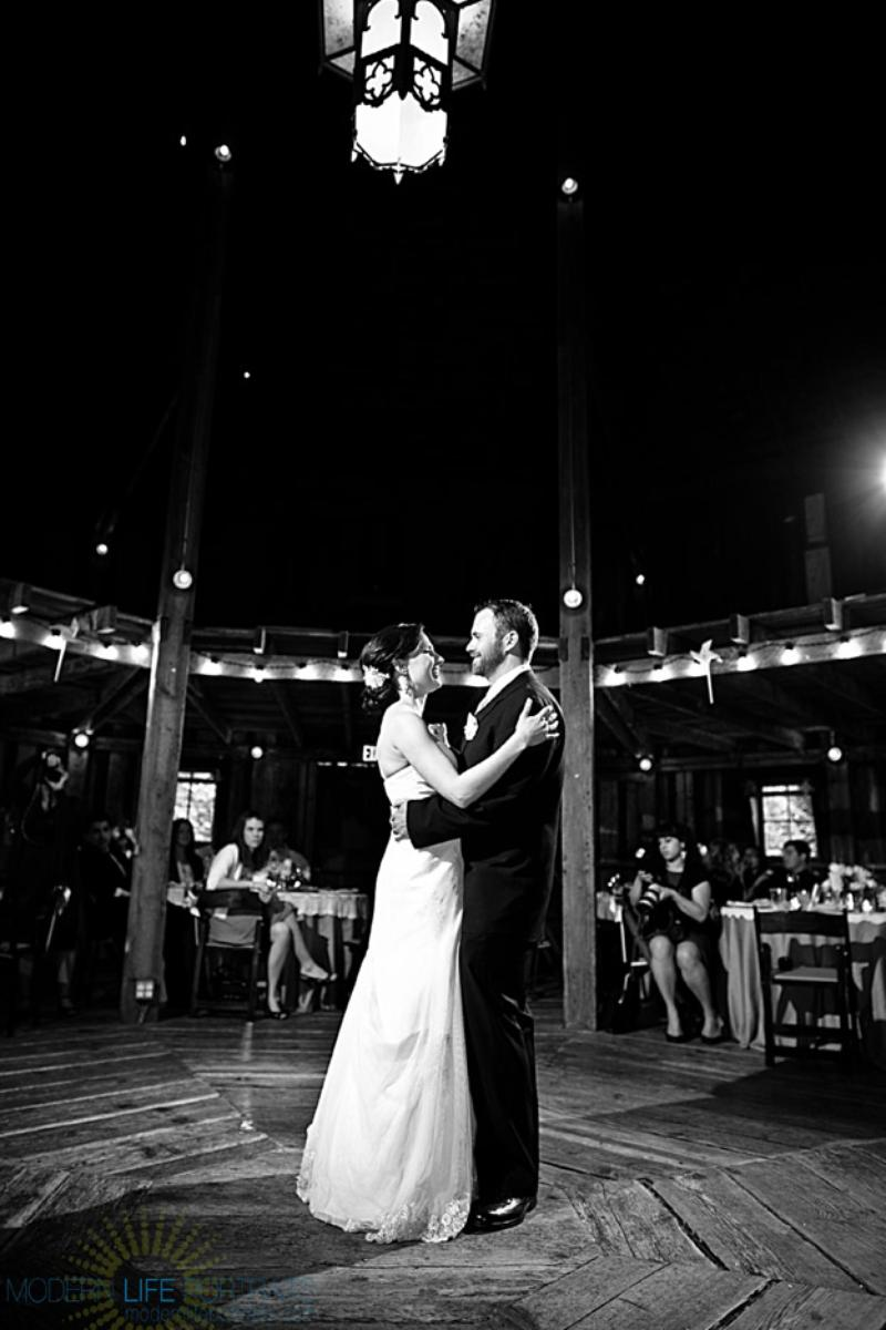 McMenamins Cornelius Pass Roadhouse wedding venue picture 9 of 14 - Photo by: Modern Life Portrait Photography