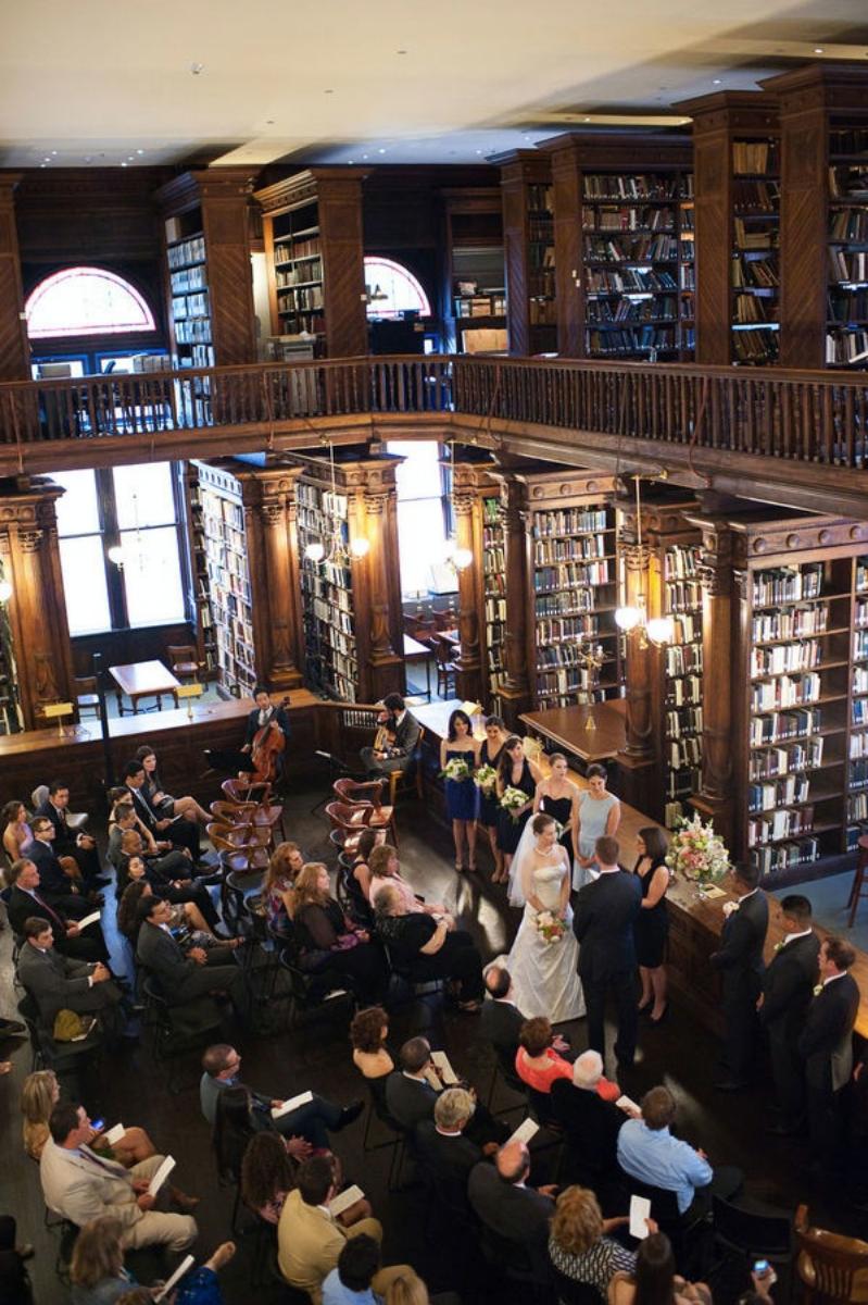 Brooklyn Historical Society Weddings