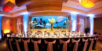 Wolfgang Puck's Spago Restaurant weddings in Kihei HI
