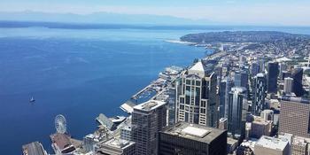 The Columbia Tower Club Weddings in Seattle WA
