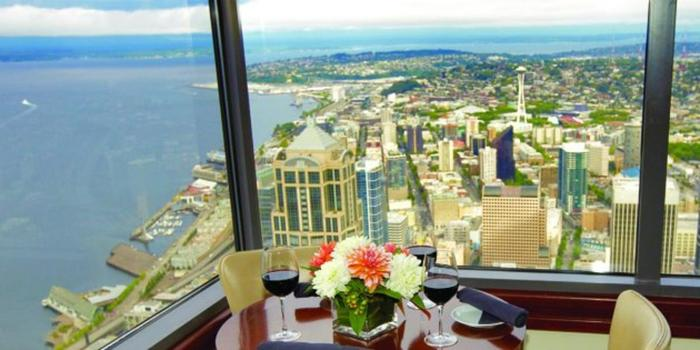 The Columbia Tower Club wedding venue picture 11 of 11 - Provided by: The Columbia Tower Club
