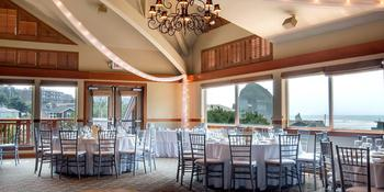 Surfsand Resort weddings in Cannon Beach OR