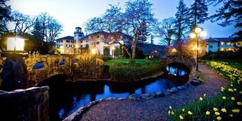 Columbia Gorge Hotel & Spa weddings in Hood River OR
