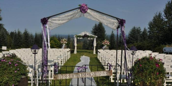 Country View Events wedding Portland