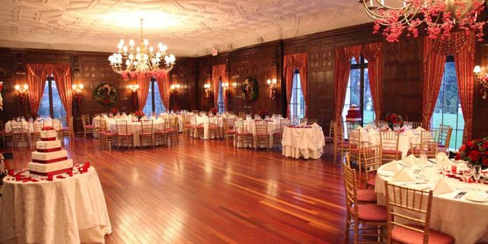 NYIT de Seversky Mansion wedding venue picture 7 of 16 - Provided by: NYIT de Seversky Mansion
