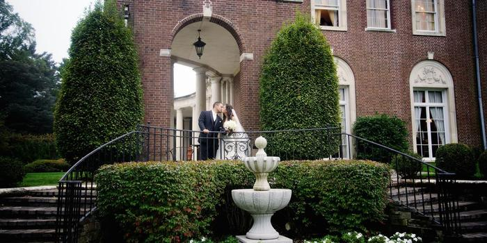 NYIT de Seversky Mansion wedding venue picture 5 of 16 - Photo by: Imagine Studios