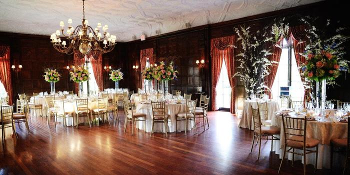 NYIT de Seversky Mansion wedding venue picture 3 of 16 - Photo by: Imagine Studios